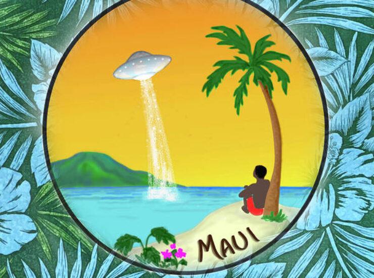 Maui UFO