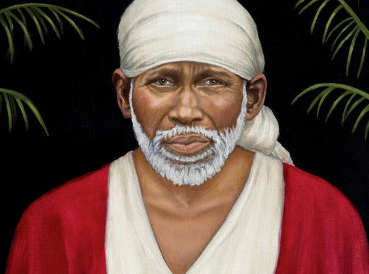 Baba In Red