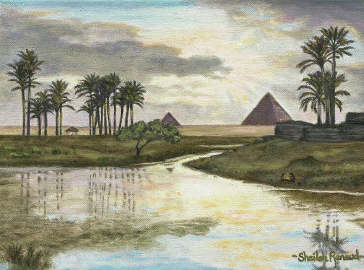 Peace on the Nile